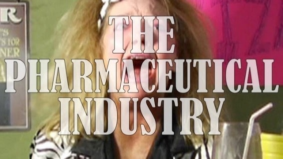 S3 E26 The Pharmaceutical Industry