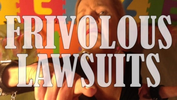 S6 E10 Frivolous Lawsuits