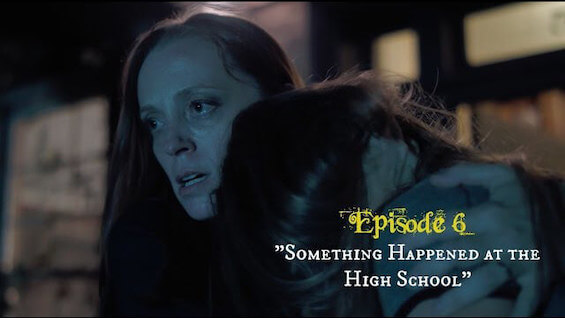 S3 E6 Something Happened At The High School