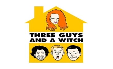Three Guys & A Witch